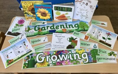 Gardening and planting
